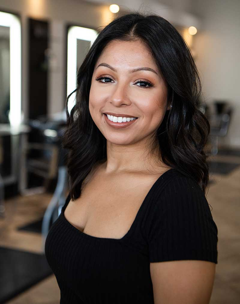 Ashley - Hair Stylist at The Beauty District, Naples Florida
