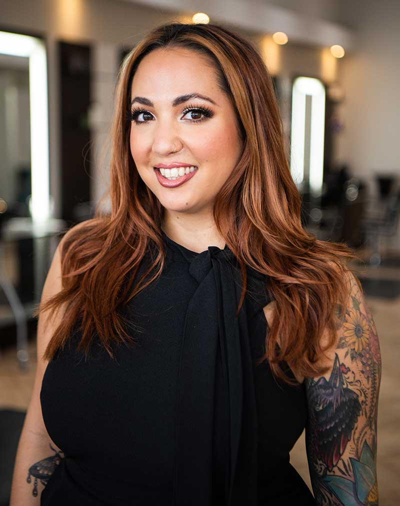 Chloe - Hair Stylist at The Beauty District, Naples Florida