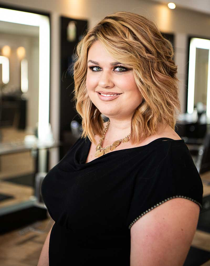 Julia - Hair Stylist at The Beauty District, Naples Florida