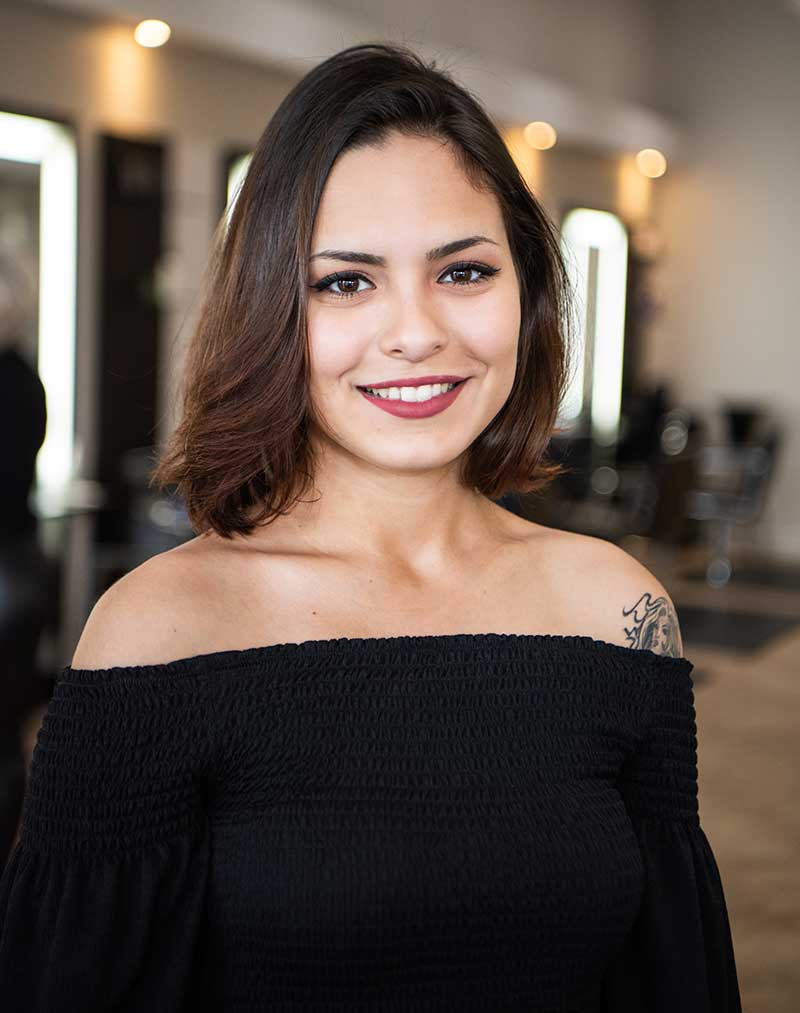 Nicole - Hair Stylist at The Beauty District, Naples Florida