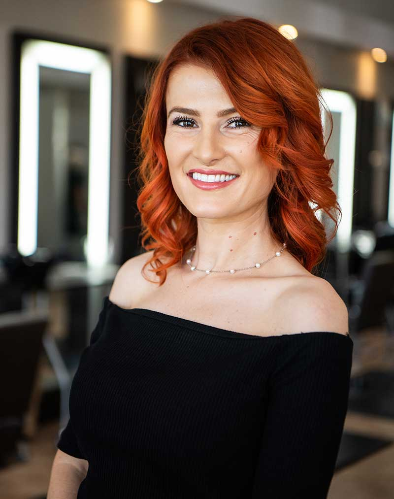 Stela - Hair Stylist at The Beauty District, Naples Florida