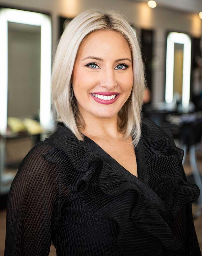 Yasmin - Hair Stylist at The Beauty District, Naples Florida